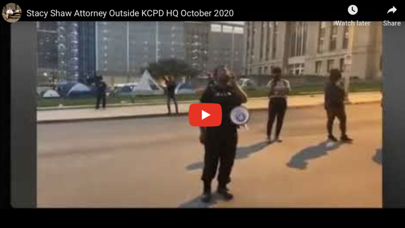 VIDEO: 'You don't think we don't know where your children go to school?': Activist lawyer appears to threaten cops, their families in tirade — and backlash is severe