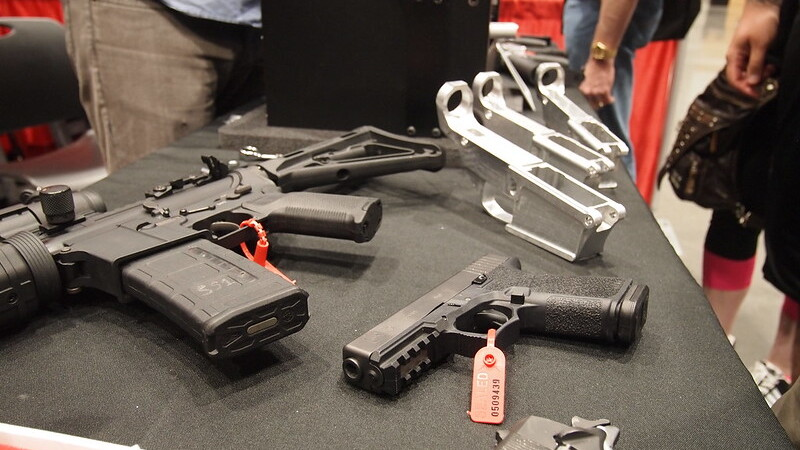 New Bill Requires Retrofitting Guns To Be 'Smarter'