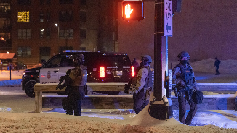 Radical Democrats Are Turning Minneapolis Into A Violent Wasteland
