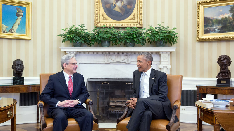 What Does Merrick Garland Think About The Second Amendment?