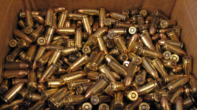Ammo shortage continues into new year