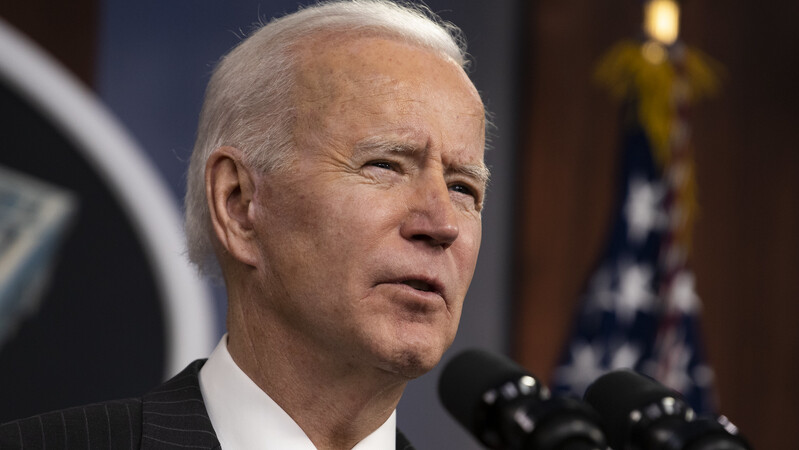 Joe Biden's New Gun Law Obsession Won't Make Anyone Safer