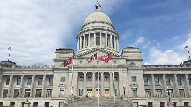 Arkansas senators declare federal gun laws null and void within state borders