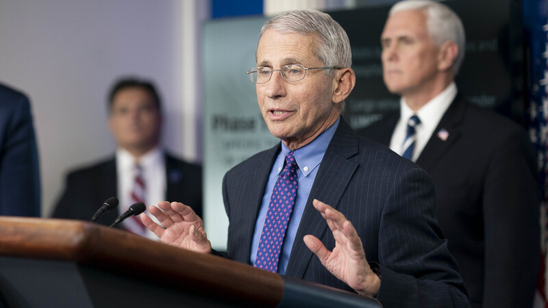 Watch: Overexposed Fauci has nothing to add to gun debate and his intervention is an insult to firearms victims