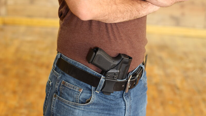 Gun Owners Can Soon Openly Carry Pistols with Permit in SC