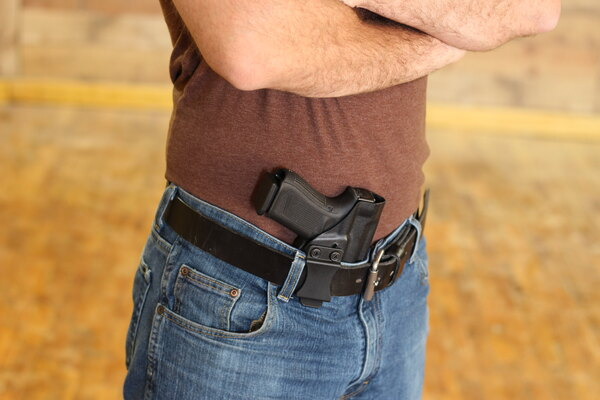 Rep. Ronny Jackson Wants Constitutional Carry in All 50 States