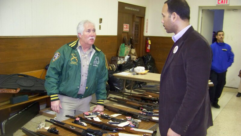 Connecticut to hold first statewide gun buyback campaign on Saturday