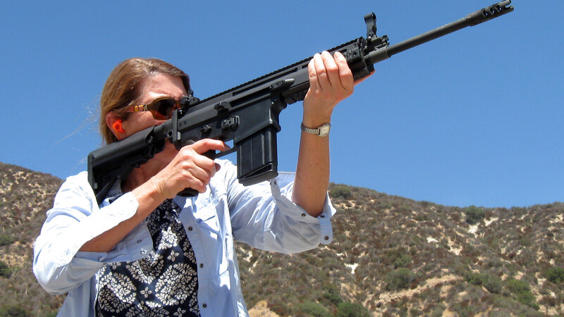 Women Are Nearly Half of New Gun Buyers, Study Finds