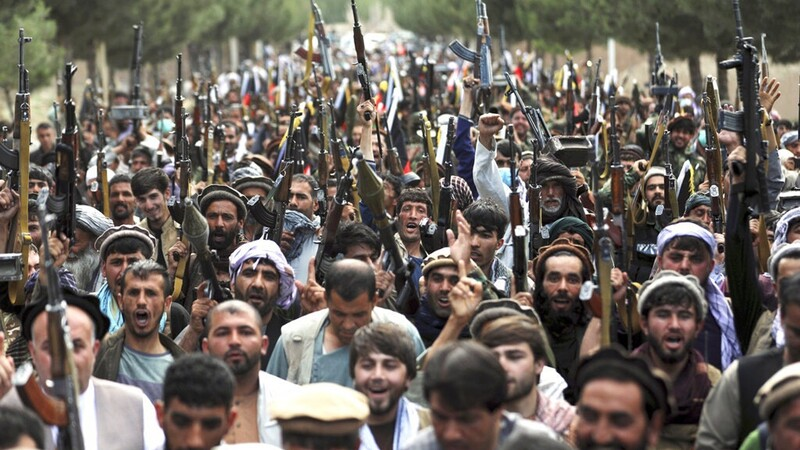 Taliban Seizing Personal Weapons Because Afghans 'Can Now Feel Safe'