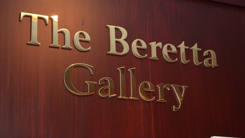 Take A Look Inside Beretta Gallery, One Of The Last Gun Stores In NYC