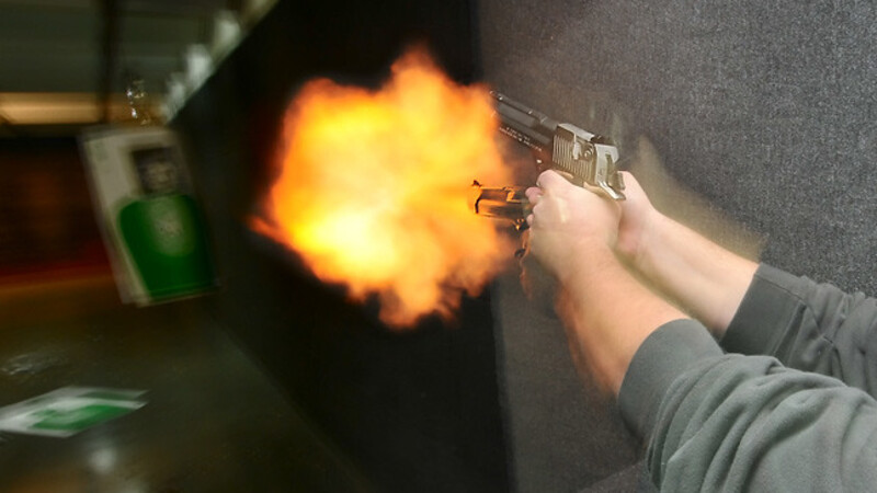 The Desert Eagle: A Rifle Disguised as a Pistol?