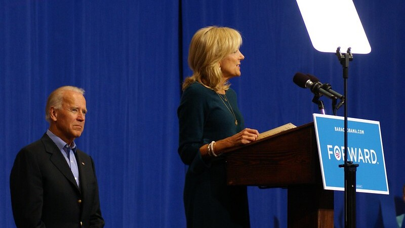 Jill Biden to campaign with McAuliffe on Friday