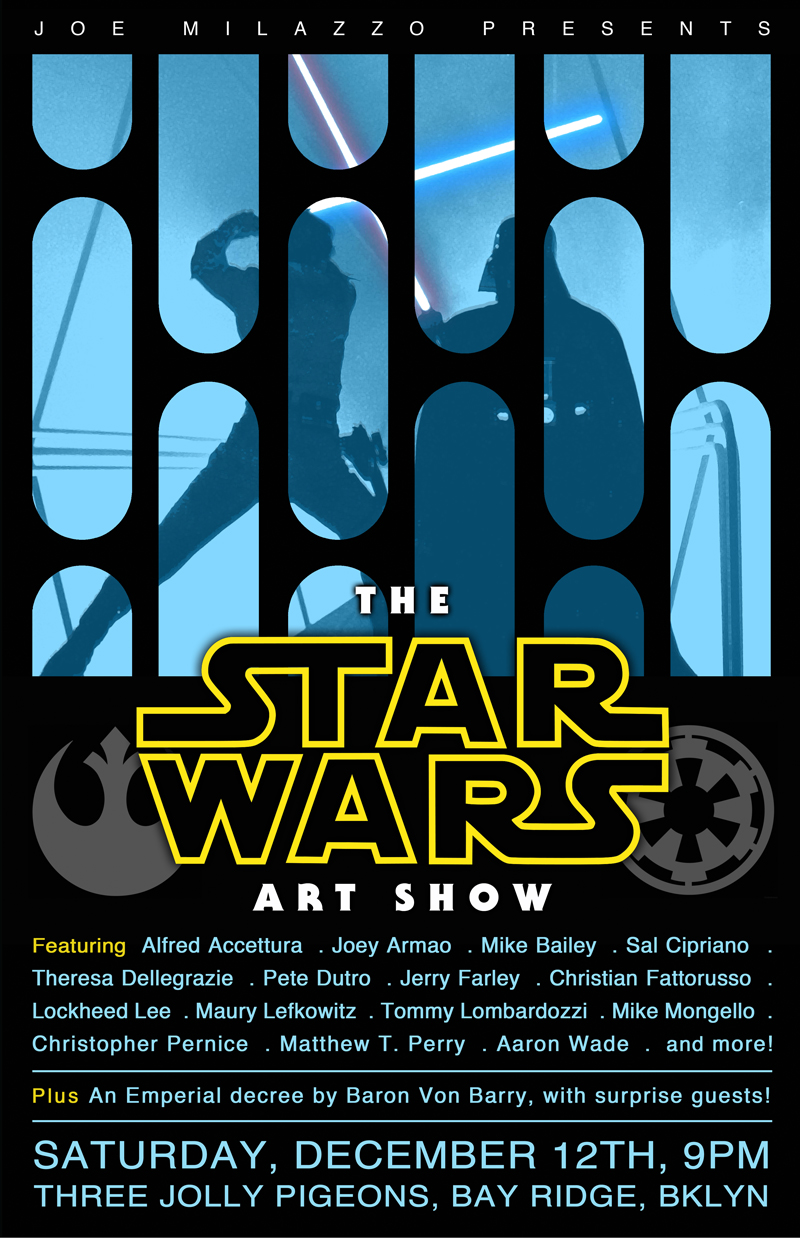Star Wars Art Show