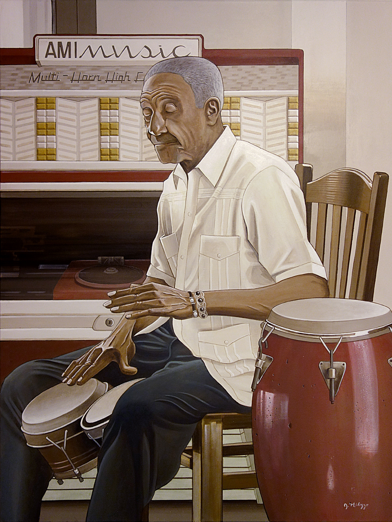 El Bongosero (The Bongo Player)