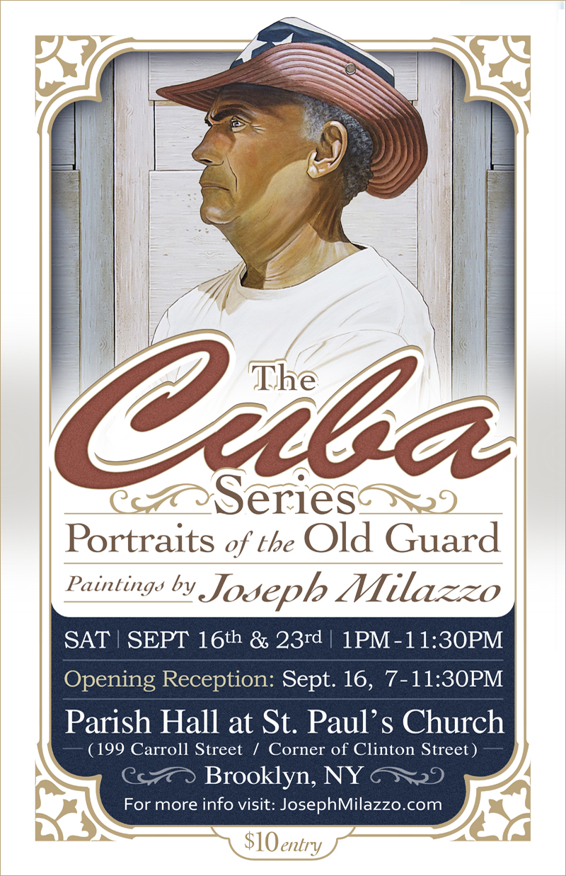 The Cuba Series Poster