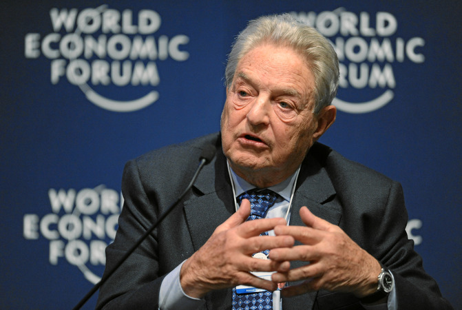 State Dept. records show Obama admin helped fund George Soros's left-wing political activities in Albania