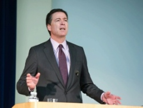 REPORT: James Comey Discussed Sensitive FBI Business On His Private Email Account