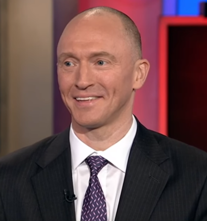 FBI Cited Anti-Trump Media Articles to Wiretap Carter Page