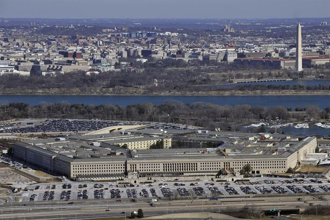WATCHDOG SUES PENTAGON ON BEHALF OF WHISTLEBLOWER WHO QUESTIONED CONTRACTS TO 'SPYGATE' FIGURE
