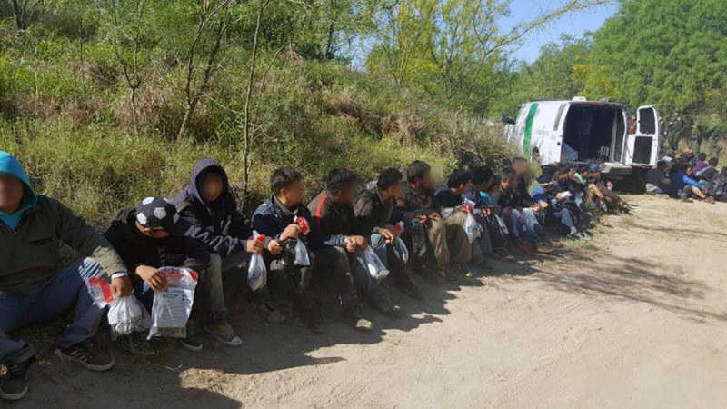 100 ISIS Terrorists Caught in Guatemala as Migrant Caravan of Military-Aged Males Marches to U.S.