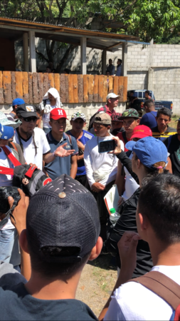 Fitton: 'Elaborately Planned' Caravan Attracts Human Traffickers and Gangbangers