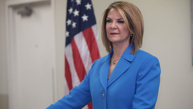 Dr. Kelli Ward Slams Rep. Sinema on Her Support from Dark Places