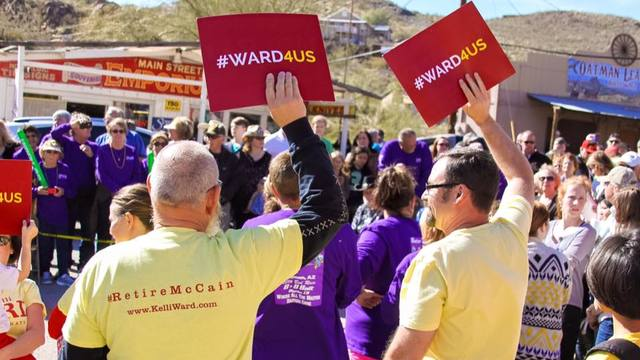 JOIN TEAM WARD: Make Arizona Great Again