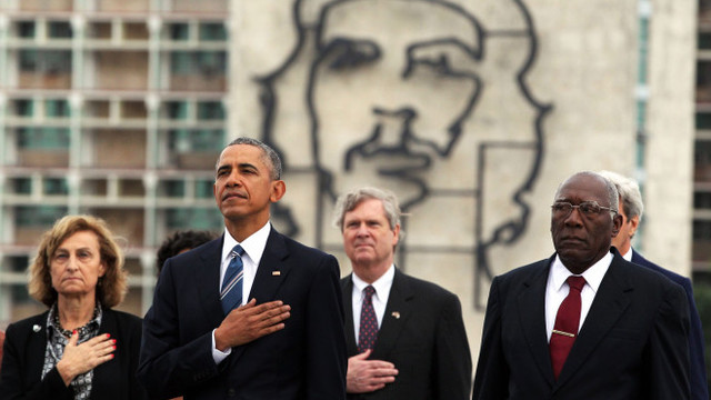 """Ward calls for unity against the """"normalization"""" of dangerous communist regime in Cuba"""
