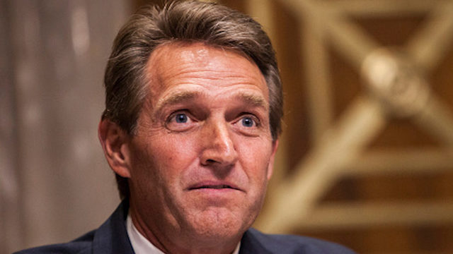 Flake Picks Immigrants Over GOP Voters