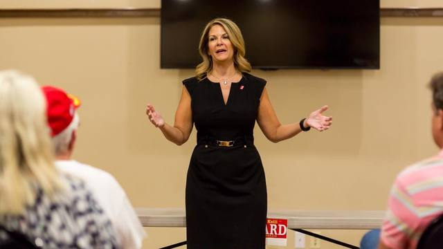 Kelli Ward Running Tough for GOP Nomination to Succeed Jeff Flake
