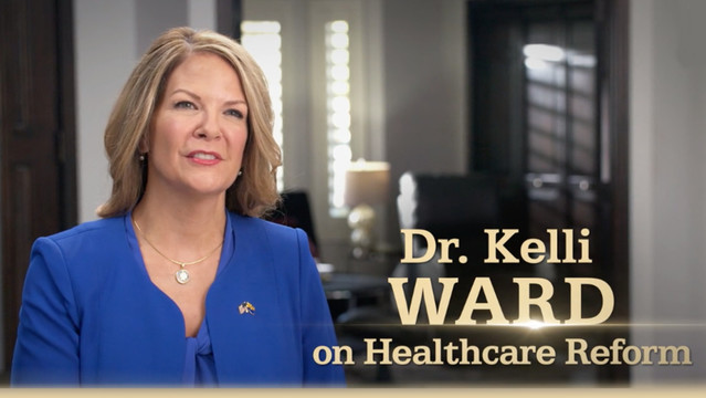 Ward for Senate campaign releases new digital ad on healthcare reform