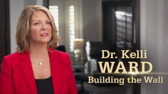 Ward for Senate campaign releases new digital ad on border security