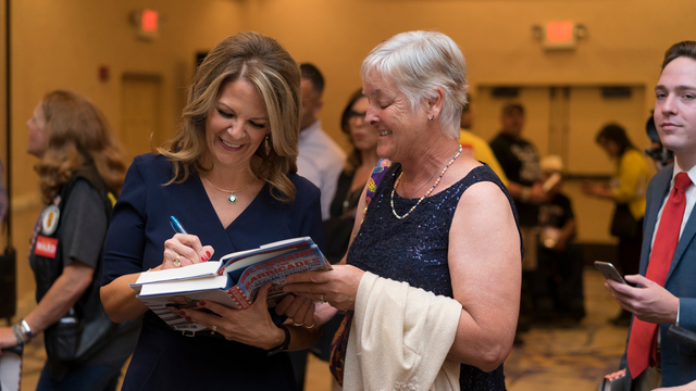 Poll: Dr. Kelli Ward separates from pack of potential GOP rivals