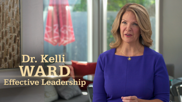 "Ward for Senate campaign releases new ""Effective Leadership"" digital ad"