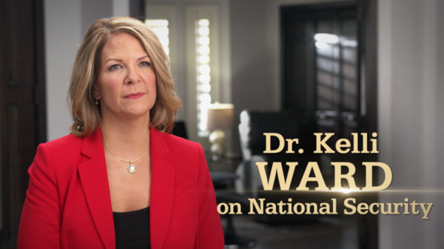Ward for Senate campaign releases new national security digital ad