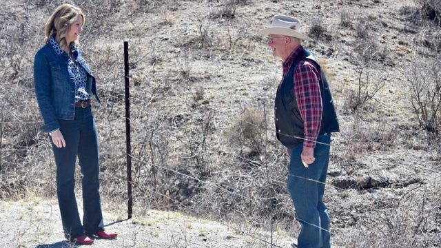 BREITBART EXCLUSIVE – Arizona Senate Candidate Kelli Ward Tours Porous U.S.-Mexico Border with Rancher: 'We've Got to Have the Wall'