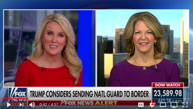 Fox News: Dr. Kelli Ward on the importance of securing the border