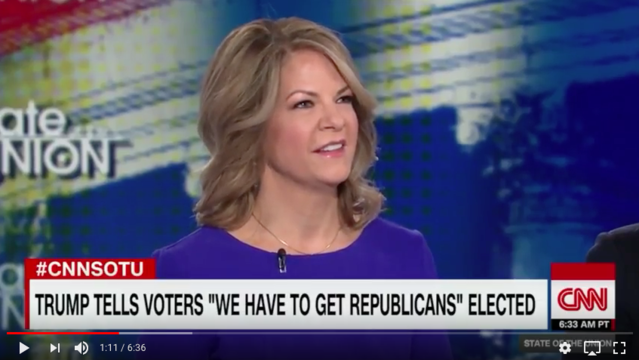 Dr. Kelli Ward on CNN's State of the Union