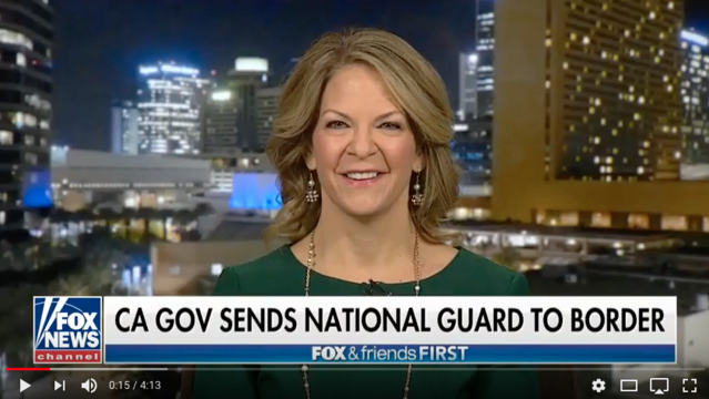 Dr. Kelli Ward Joins Fox and Friends First