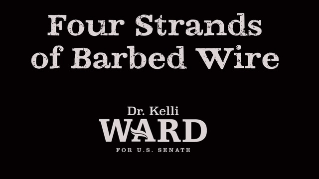 Four Strands of Barbed Wire
