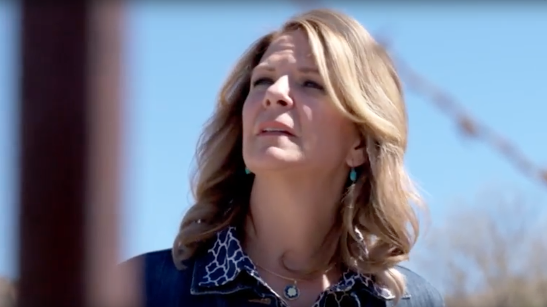 """Ward for Senate campaign releases new digital ad: """"Relentless"""""""