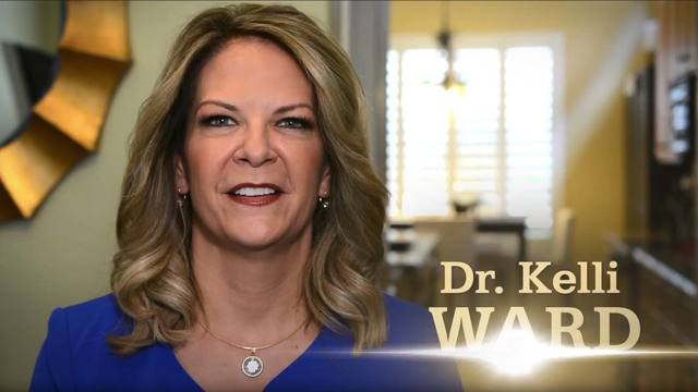 Dr. Kelli Ward presses McSally, Arpaio to agree to primary debate hosted by Fox News