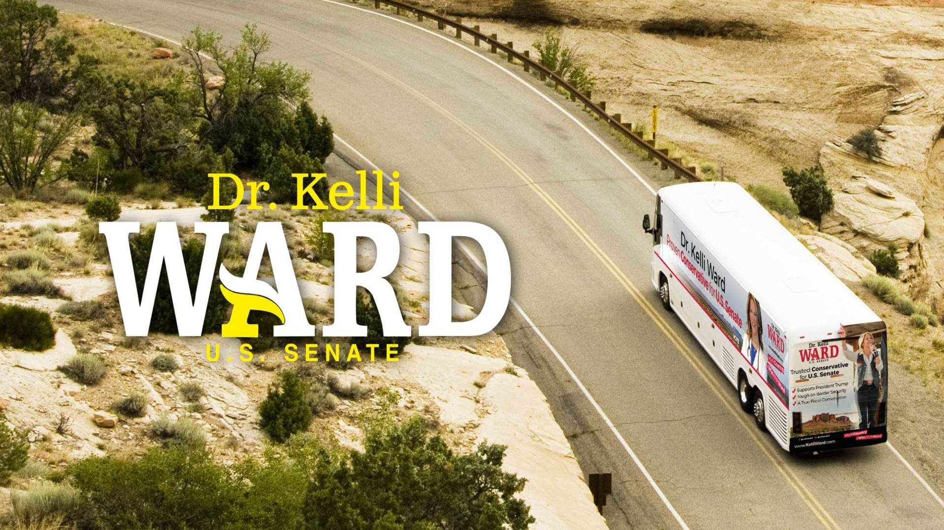 Kelli Ward for US Senate, Arizona