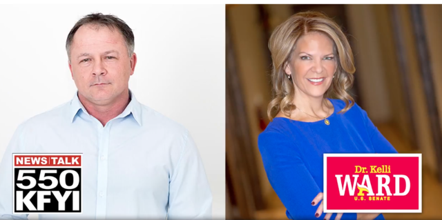 Dr. Kelli Ward on The Mike Broomhead Show: GOP establishment wants to