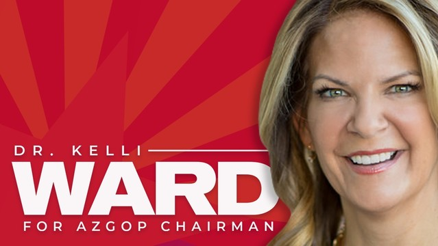 Dr. Kelli Ward Releases Statement on Rep. Martha McSally's Appointment to the U.S. Senate