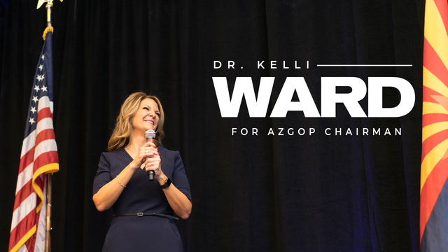 Dr. Kelli Ward Releases Statement on Senator Jon Kyl's Resignation