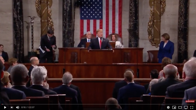 President Trump's full 2019 State of the Union address
