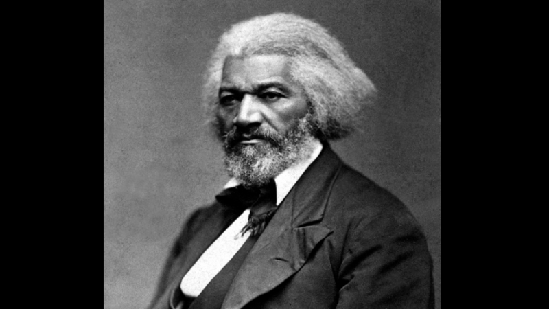 Frederick Douglass statue vandalized in upstate NY park on anniversary of speech
