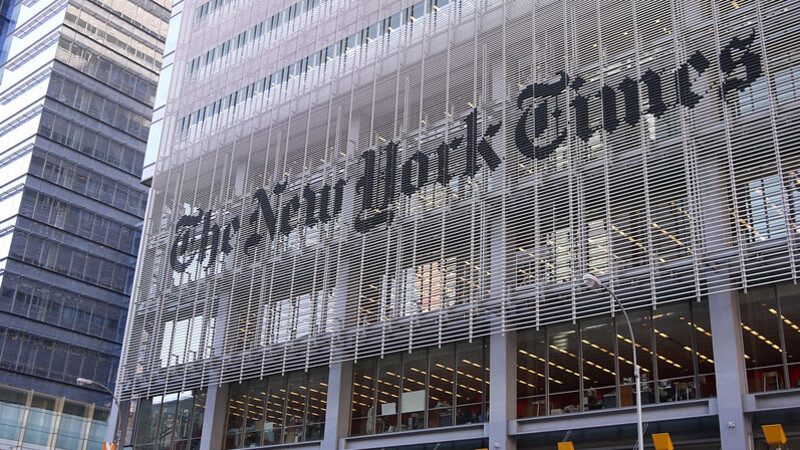 New York Times Owners Descended From Slave-Holding Family, Published Pro-Lynching Articles Claiming 'Republican Party Committed Great Public Crime' When Giving Blacks The Right To Vote