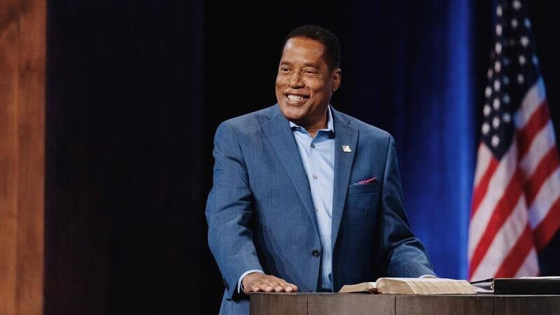 L.A. Times Continues Questioning Larry Elder's Claim to Be Black